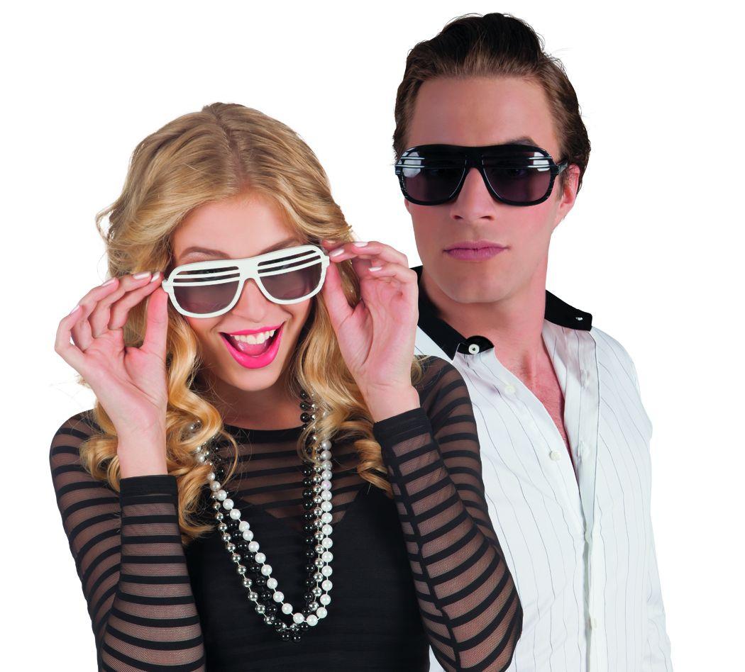 80er 90er jahre brille sonnenbrille vegas partybrille accessoires ebay. Black Bedroom Furniture Sets. Home Design Ideas