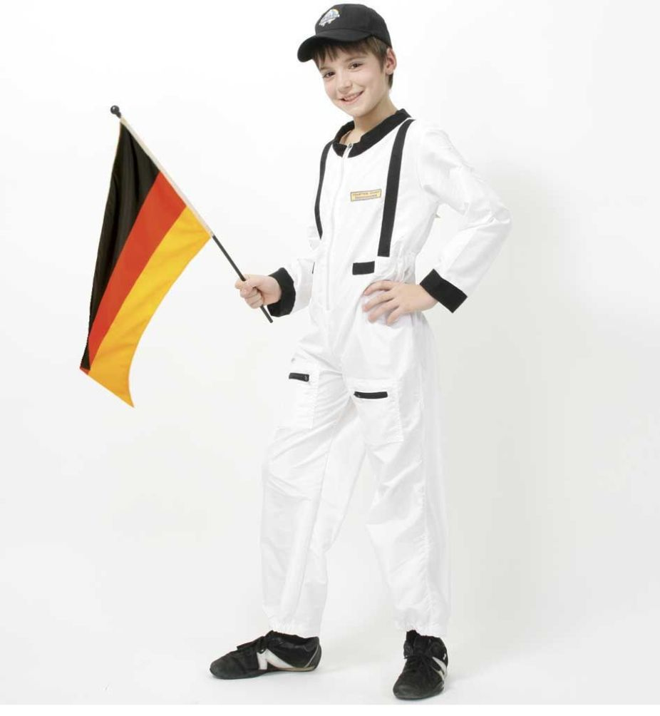astronaut raumfahrer weltall kost m kinder karneval fasching 128 ebay. Black Bedroom Furniture Sets. Home Design Ideas