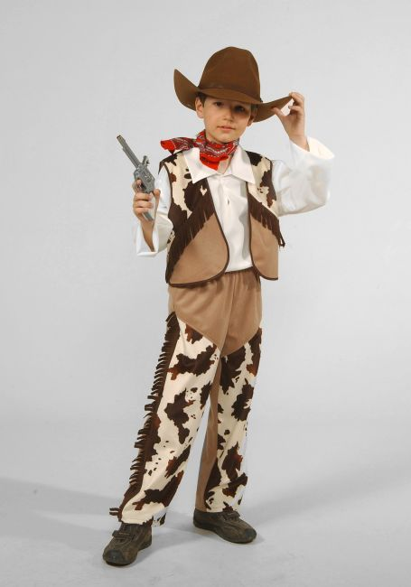 cowboy kinderkost m kinderfasching karneval party. Black Bedroom Furniture Sets. Home Design Ideas