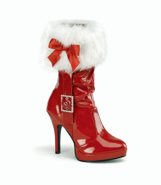 nikol usin stiefel rot miss santa weihnachtsfrau. Black Bedroom Furniture Sets. Home Design Ideas