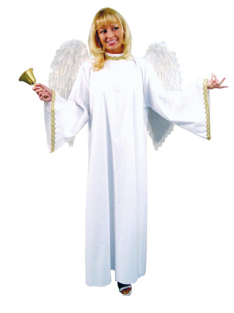 Engel Engelkleid Auch Fur Herren Weihnachten Christkind Karneval