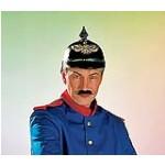 Pickelhaube Preußische Uniform Militär Kaiser Wilhelm Karneval