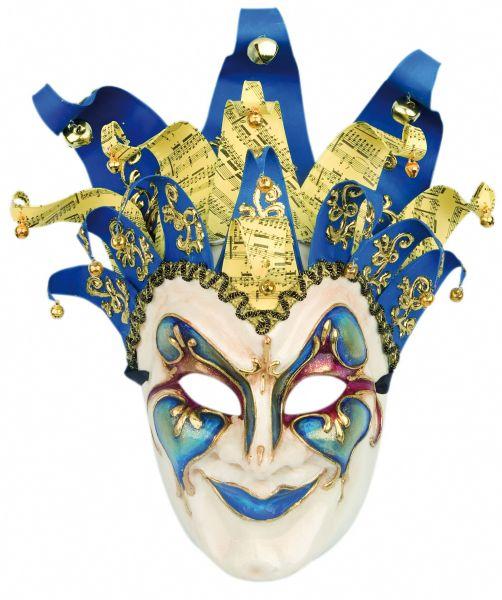 venedig maske joker karneval fasching kost m party b. Black Bedroom Furniture Sets. Home Design Ideas