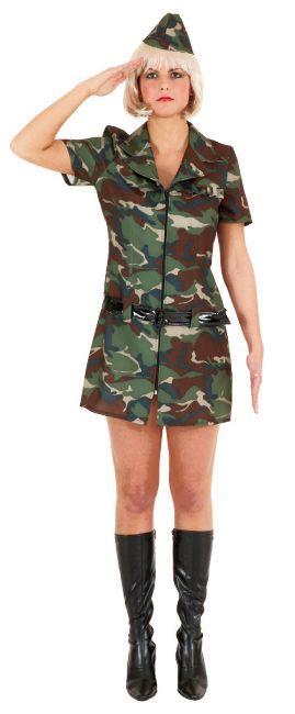 army girl bundeswehr soldatin karneval fasching kost m. Black Bedroom Furniture Sets. Home Design Ideas