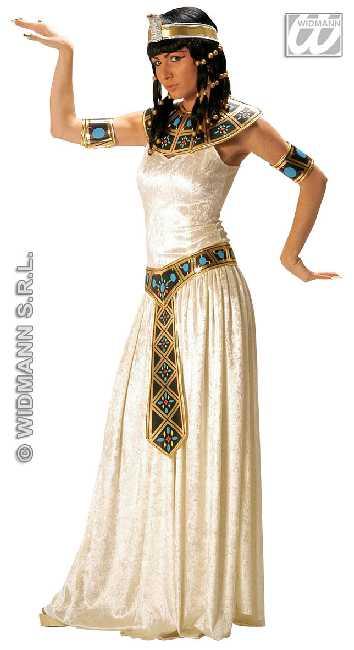 Agypterin Cleopatra Orient Kostum Karneval Fasching Kostum