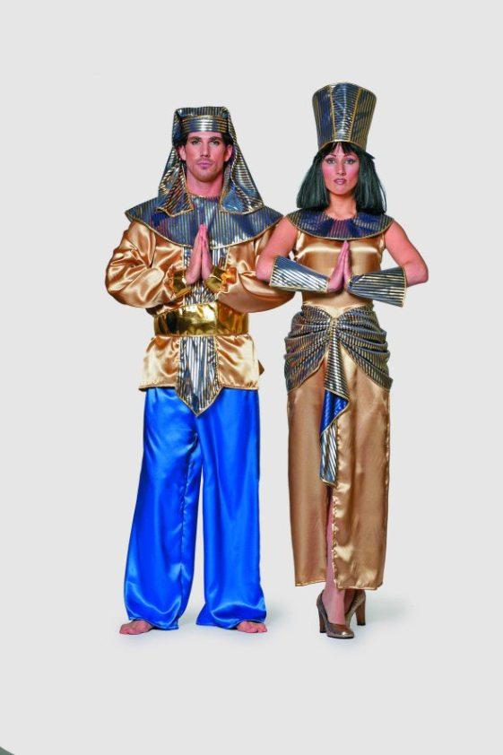 gypter pharao kost m mann karneval fasching party 52. Black Bedroom Furniture Sets. Home Design Ideas